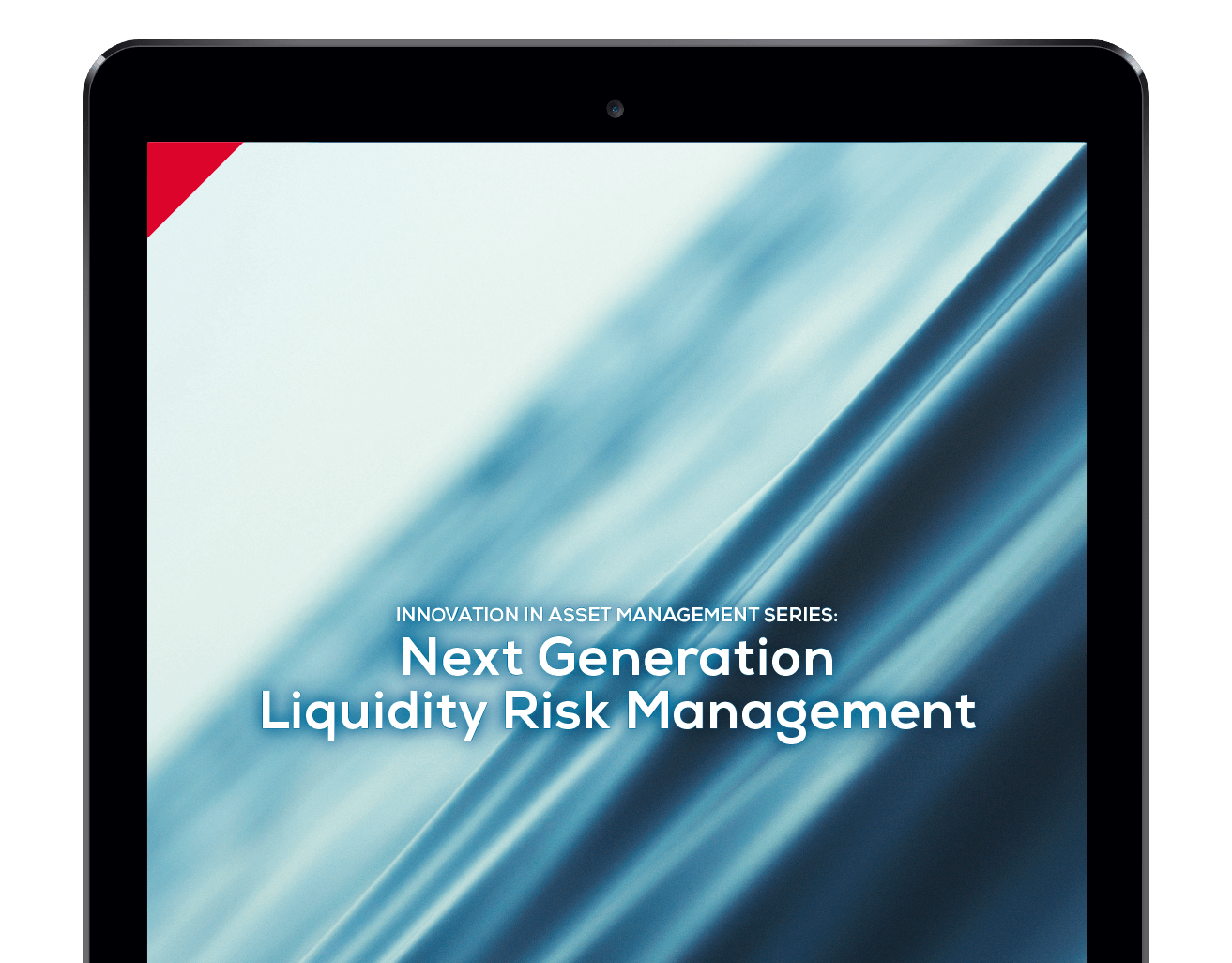 Nex Gen Liquidity Risk Management - ipad